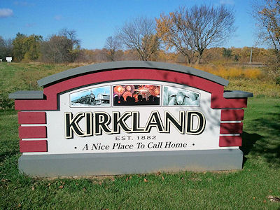 Departments Village Of Kirkland Illinois