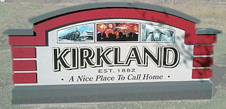 Village of Kirkland, Illinois